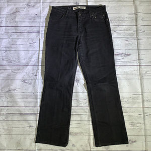 Harley Davidson Bootcut Black Motor Clothes Jeans